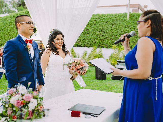 El matrimonio de Angelo y Thuany en Pachacamac, Lima 64