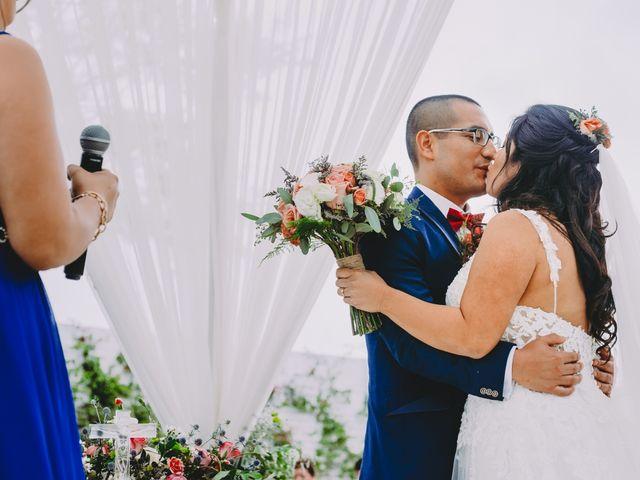 El matrimonio de Angelo y Thuany en Pachacamac, Lima 65