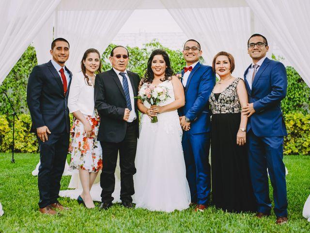 El matrimonio de Angelo y Thuany en Pachacamac, Lima 68