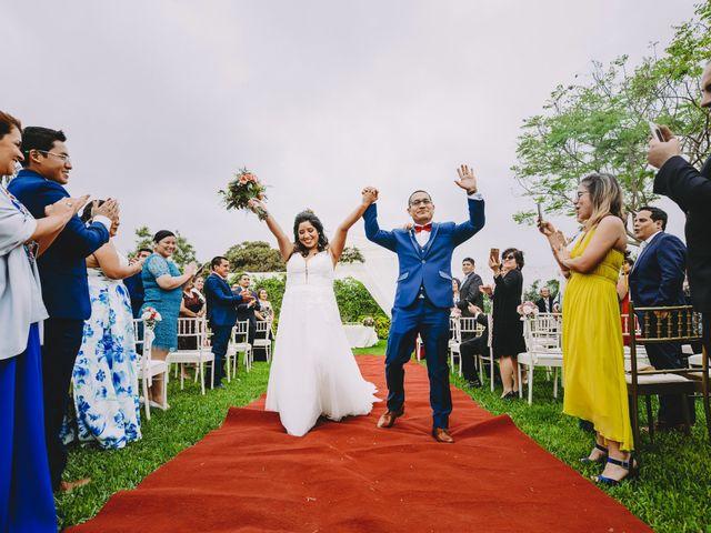 El matrimonio de Angelo y Thuany en Pachacamac, Lima 69