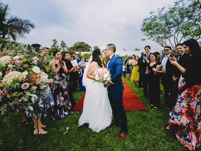 El matrimonio de Angelo y Thuany en Pachacamac, Lima 70