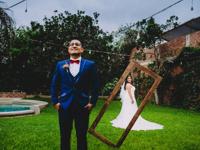El matrimonio de Angelo y Thuany en Pachacamac, Lima 78