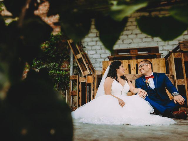 El matrimonio de Thuany y Angelo
