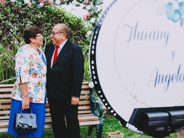 El matrimonio de Angelo y Thuany en Pachacamac, Lima 92