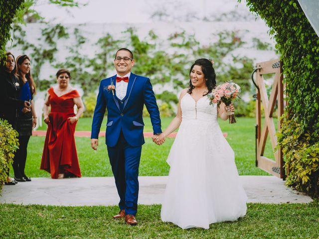 El matrimonio de Angelo y Thuany en Pachacamac, Lima 94