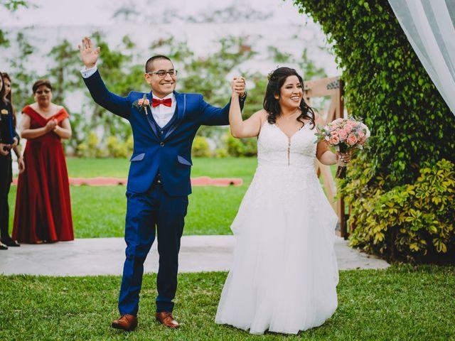 El matrimonio de Angelo y Thuany en Pachacamac, Lima 95