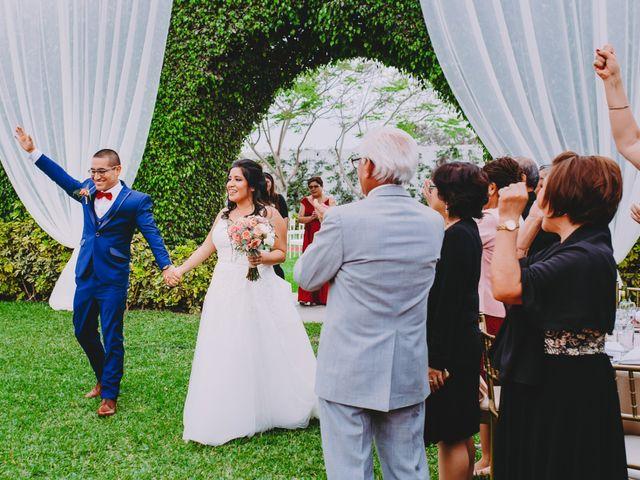 El matrimonio de Angelo y Thuany en Pachacamac, Lima 96