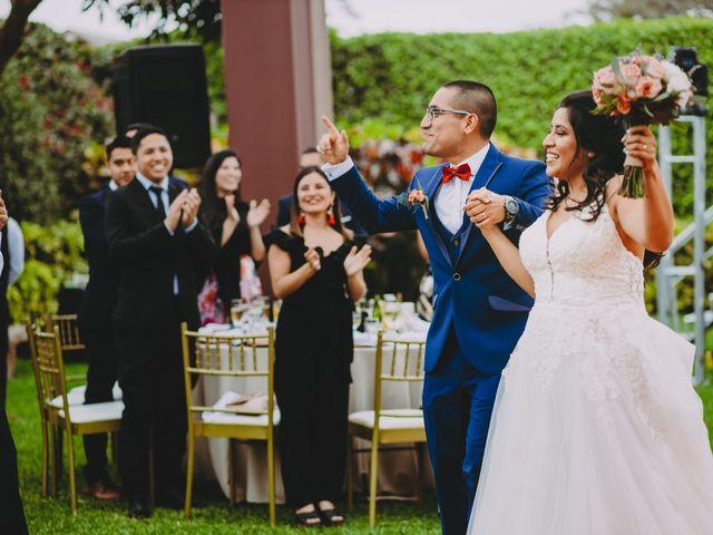 El matrimonio de Angelo y Thuany en Pachacamac, Lima 97