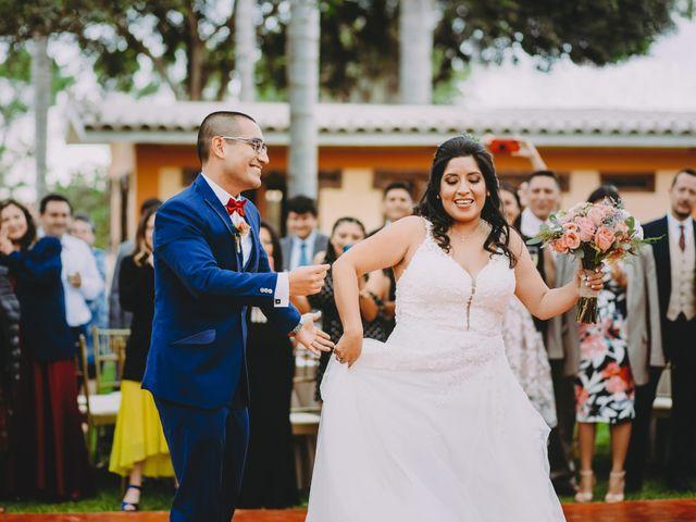 El matrimonio de Angelo y Thuany en Pachacamac, Lima 99