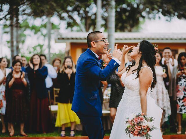 El matrimonio de Angelo y Thuany en Pachacamac, Lima 100