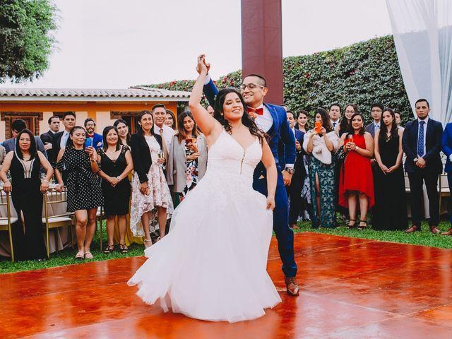 El matrimonio de Angelo y Thuany en Pachacamac, Lima 103