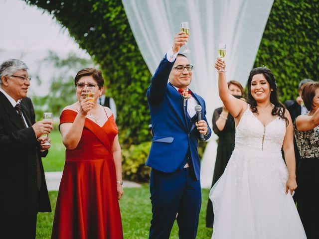 El matrimonio de Angelo y Thuany en Pachacamac, Lima 112