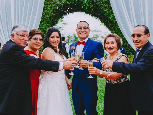 El matrimonio de Angelo y Thuany en Pachacamac, Lima 113