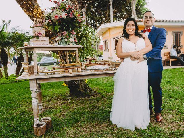 El matrimonio de Angelo y Thuany en Pachacamac, Lima 114