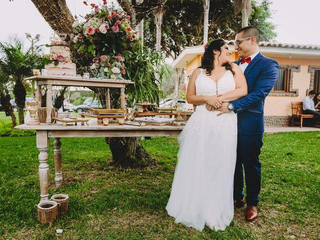 El matrimonio de Angelo y Thuany en Pachacamac, Lima 115