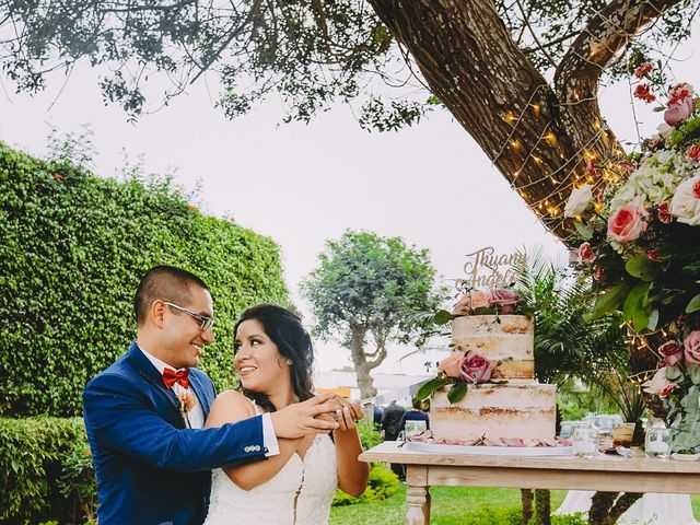 El matrimonio de Angelo y Thuany en Pachacamac, Lima 116