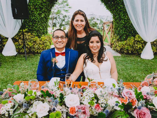 El matrimonio de Angelo y Thuany en Pachacamac, Lima 119