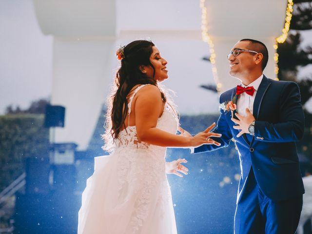 El matrimonio de Angelo y Thuany en Pachacamac, Lima 121