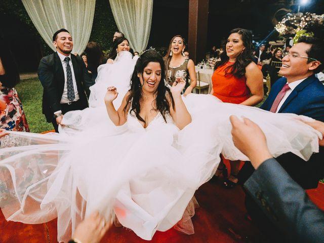 El matrimonio de Angelo y Thuany en Pachacamac, Lima 136