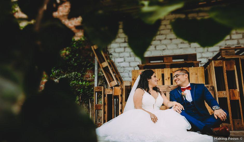 El matrimonio de Angelo y Thuany en Pachacamac, Lima