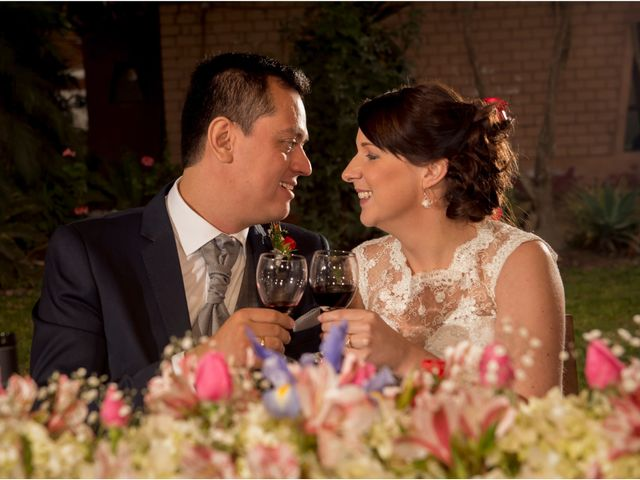 El matrimonio de Anja y Jonathan