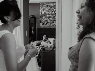 El matrimonio de Malú y Raúl 2