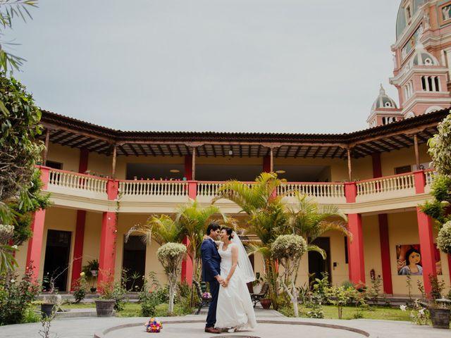 El matrimonio de Malú y Raúl