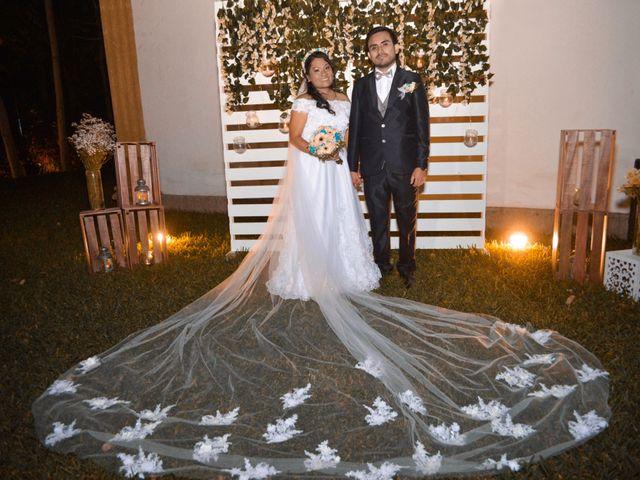 El matrimonio de Rocio y Josué