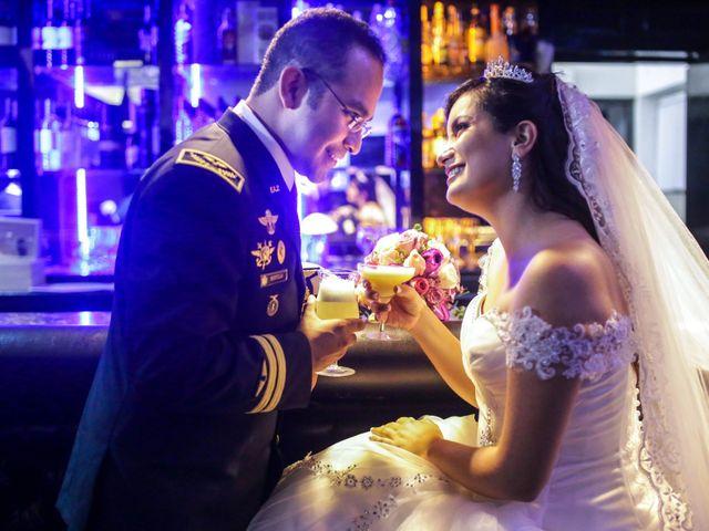 El matrimonio de Olenka y Benny
