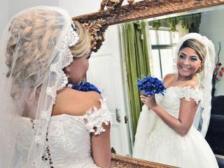 El matrimonio de Mayra y Omar 2