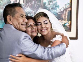 El matrimonio de Mayra y Omar 3
