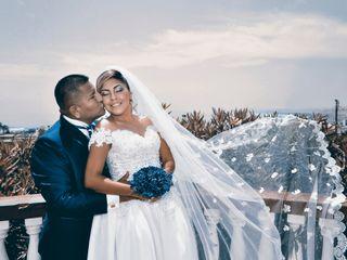 El matrimonio de Mayra y Omar