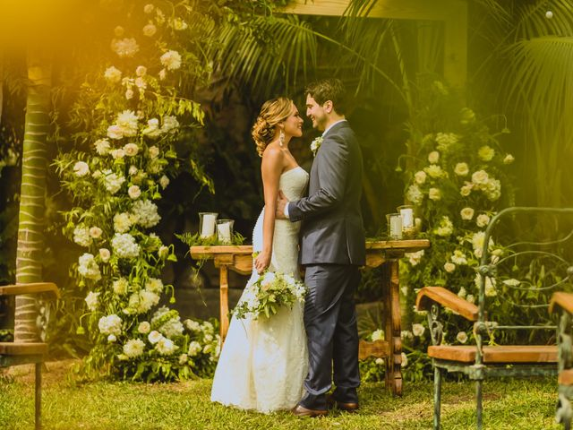 El matrimonio de Claudia y Andrés