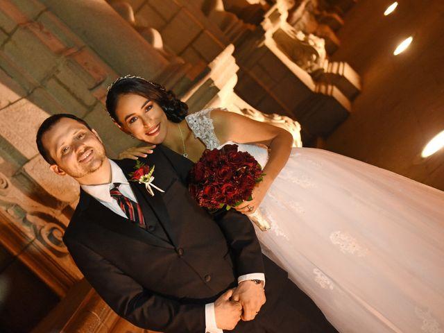 El matrimonio de Yesenia y Mark