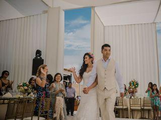 El matrimonio de Denisse y Lautaro 1