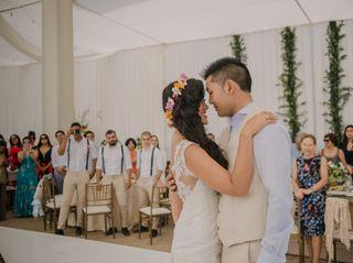 El matrimonio de Denisse y Lautaro 2