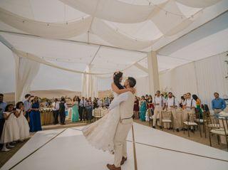 El matrimonio de Denisse y Lautaro 3
