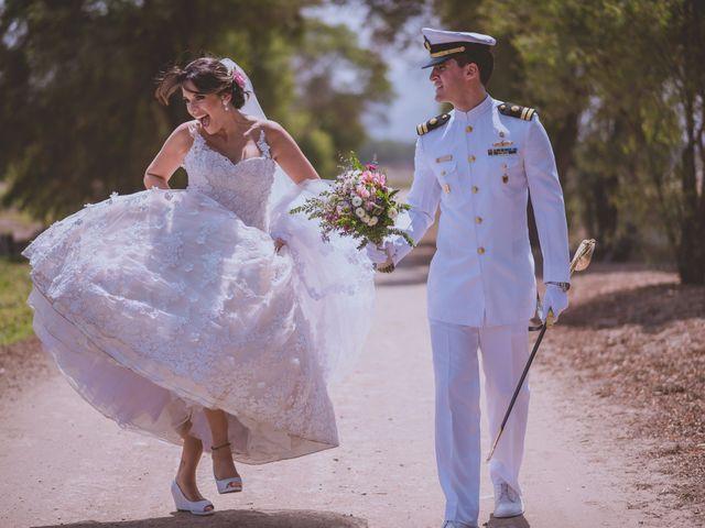 El matrimonio de Carole y Henry