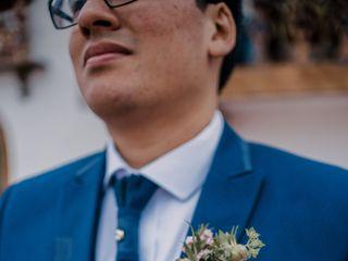 El matrimonio de Maju y Tomás 1