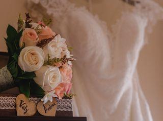 El matrimonio de Andrea y Valy 3