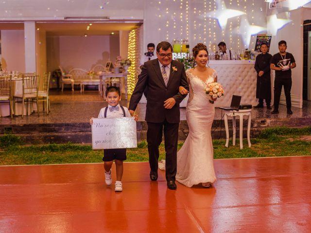 El matrimonio de Valy y Andrea en Santiago de Surco, Lima 24