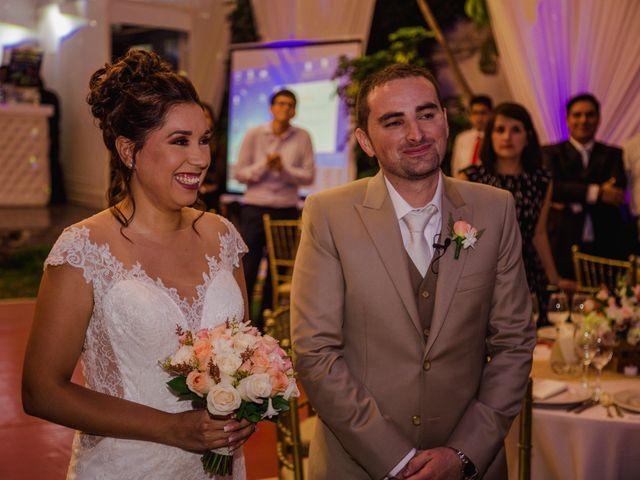 El matrimonio de Valy y Andrea en Santiago de Surco, Lima 27