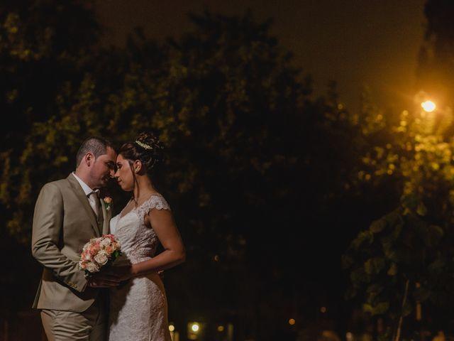 El matrimonio de Andrea y Valy