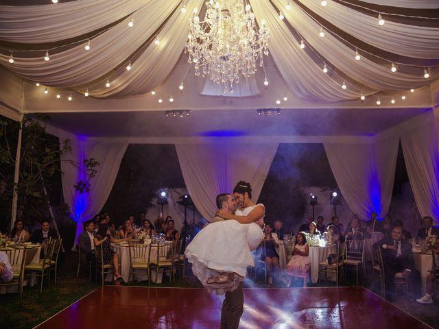 El matrimonio de Valy y Andrea en Santiago de Surco, Lima 31
