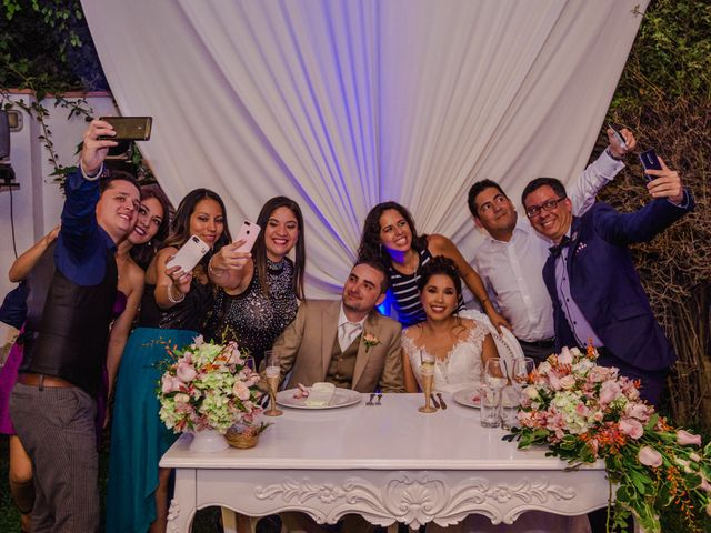 El matrimonio de Valy y Andrea en Santiago de Surco, Lima 32