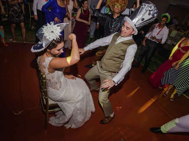 El matrimonio de Valy y Andrea en Santiago de Surco, Lima 33
