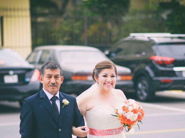 El matrimonio de Cesar y Paola en San Borja, Lima 11