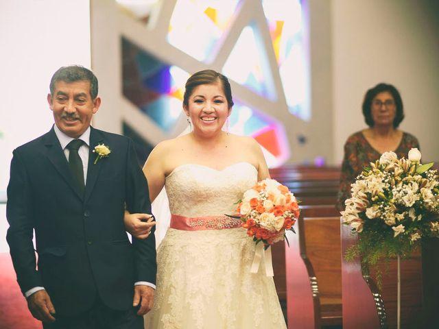 El matrimonio de Cesar y Paola en San Borja, Lima 12