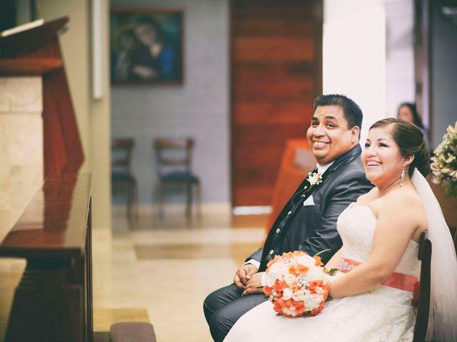 El matrimonio de Cesar y Paola en San Borja, Lima 14