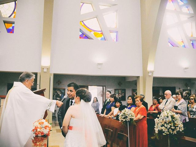 El matrimonio de Cesar y Paola en San Borja, Lima 15